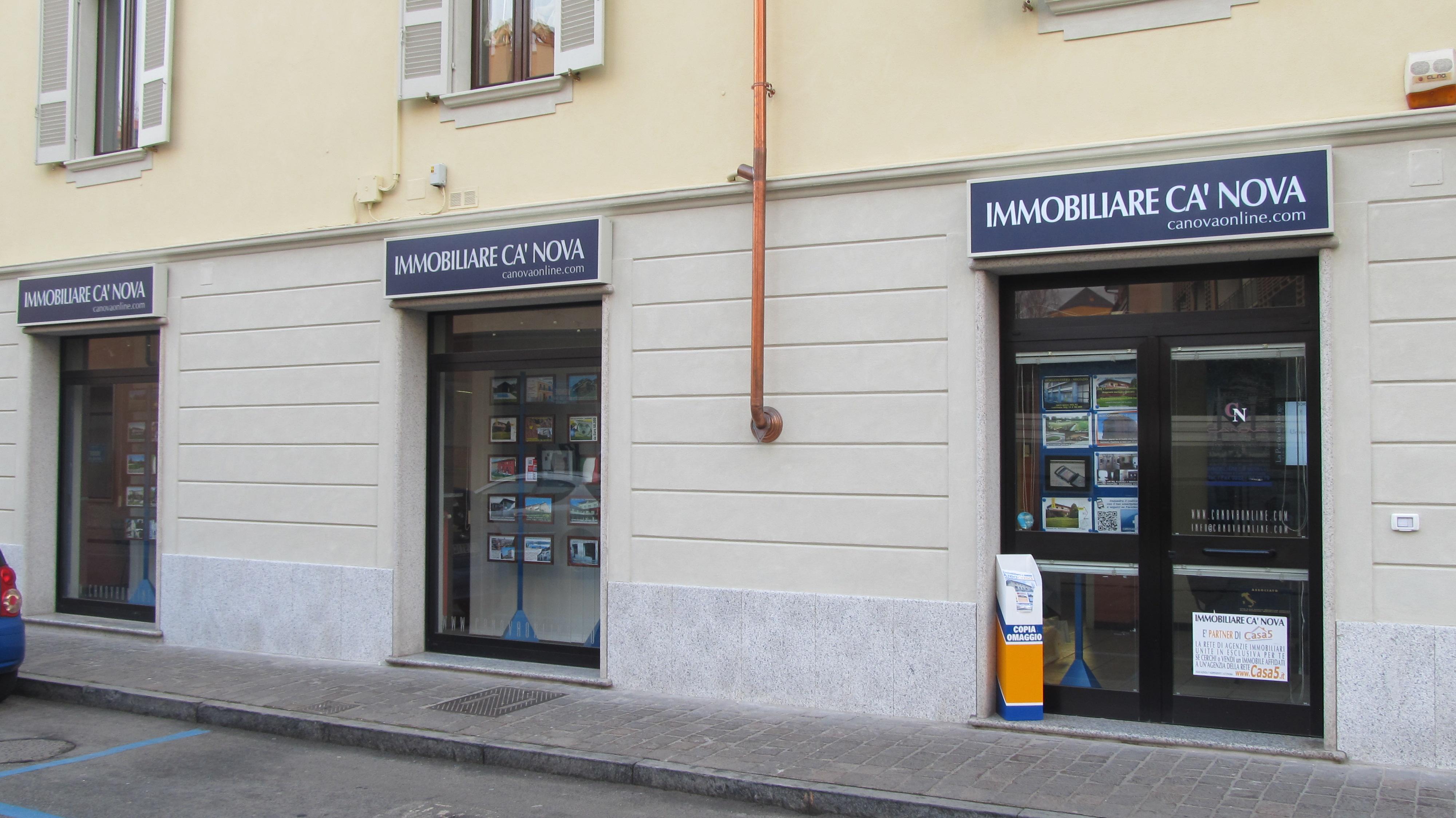 Immobiliare Ca' Nova - Agenzia immobiliare in provincia di Novara