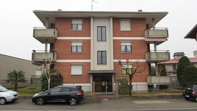 Rif. 2190 – Bilocale vuoto in affitto a Borgomanero (NO)