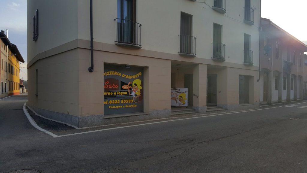 Rif. 527 – Pizzeria da asporto in vendita a Suno (NO)