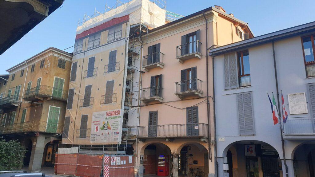 Rif. 2297 – Trilocale in vendita a Gattinara (VC)
