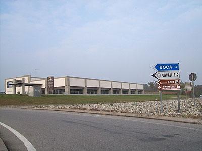 Rif.252 – Terreno edificabile commerciale a Cavallirio (NO)
