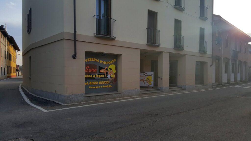 Rif.527 – Pizzeria da asporto in vendita a Suno (NO)