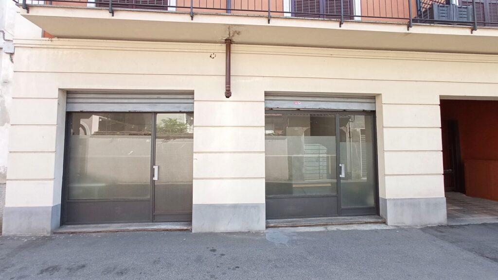 Rif.595 – Negozio in affitto a Borgomanero
