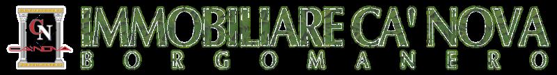 Logo Ufficiale Immobiliare Ca' Nova