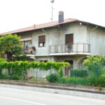 Rif.376 – Casa indipendente con giardino a Borgomanero
