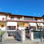 Rif.610 – Villa a schiera in vendita a Borgomanero (NO)