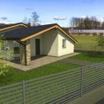 Rif.2111 – Villa nuova in vendita a Borgomanero (NO)