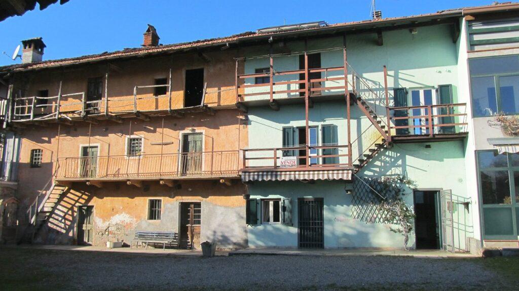 Rif.2283 – Porzione di casa in vendita a Fontaneto (NO)
