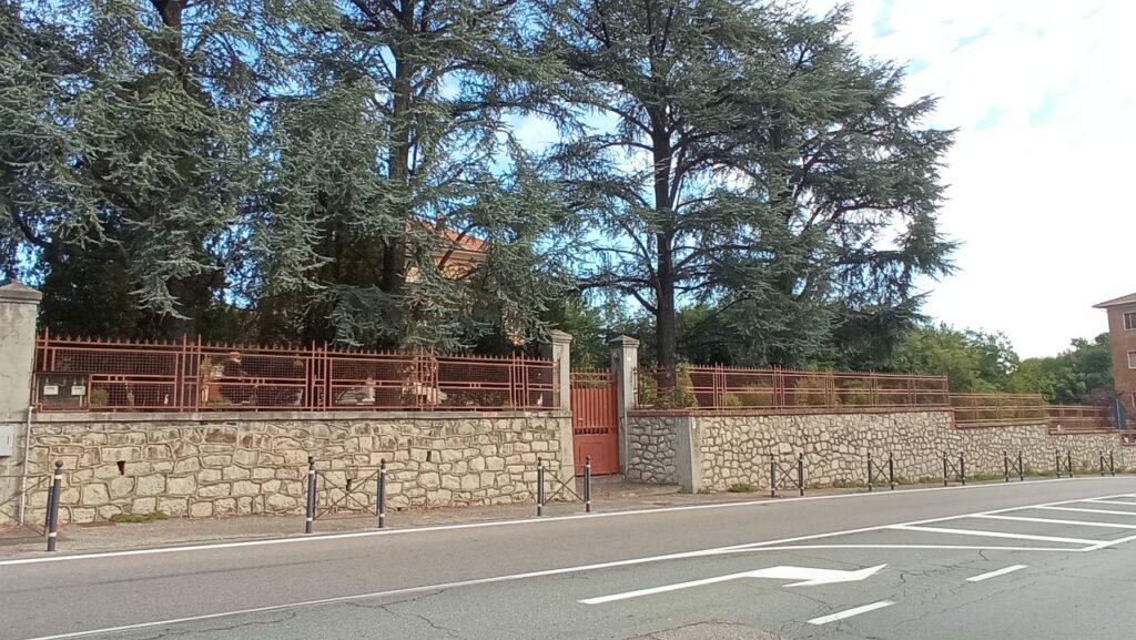 Rif.609 – Villa con giardino a Gattinara